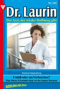 Cover Dr. Laurin 185 – Arztroman