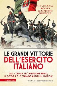 Cover Le grandi vittorie dell'esercito italiano