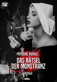 Cover DAS RÄTSEL DER MONSTRANZ