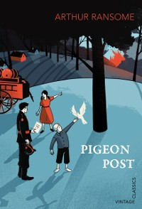 Cover Pigeon Post