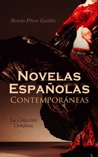 Cover Novelas Españolas Contemporáneas - La Colección Completa