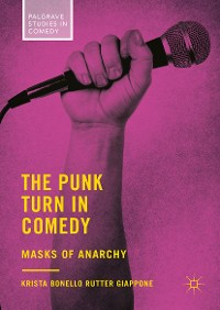 Cover The Punk Turn in Comedy