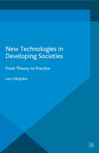 Cover New Technologies in Developing Societies