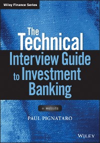 Cover The Technical Interview Guide to Investment Banking
