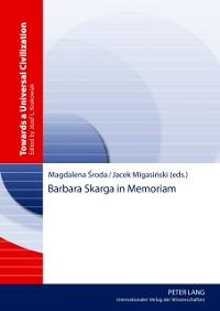 Cover Barbara Skarga in Memoriam
