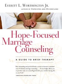 Cover Hope-Focused Marriage Counseling