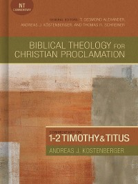 Cover Commentary on 1-2 Timothy and Titus