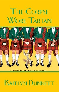 Cover The Corpse Wore Tartan