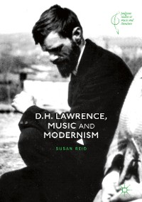 Cover D.H. Lawrence, Music and Modernism