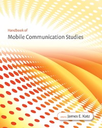 Cover Handbook of Mobile Communication Studies