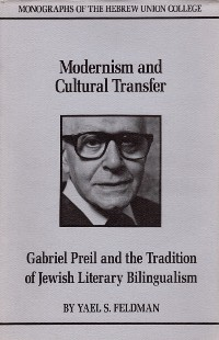 Cover Modernism and Cultural Transfer