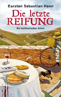 Cover Die letzte Reifung