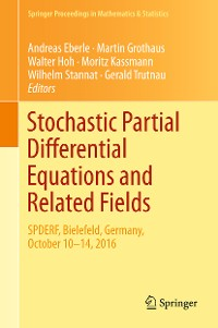 Cover Stochastic Partial Differential Equations and Related Fields