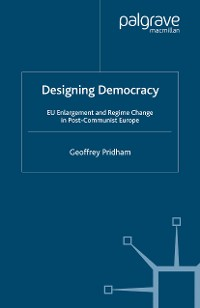 Cover Designing Democracy