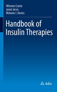 Cover Handbook of Insulin Therapies
