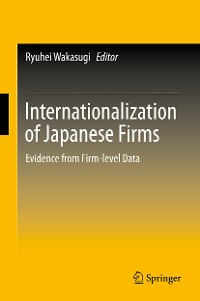 Cover Internationalization of Japanese Firms