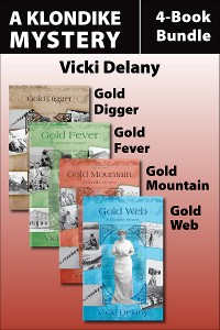 Cover The Klondike Mysteries 4-Book Bundle
