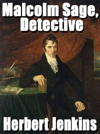 Cover Malcolm Sage, Detective