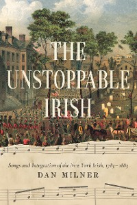 Cover The Unstoppable Irish