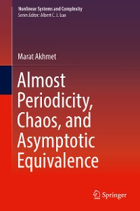 Cover Almost Periodicity, Chaos, and Asymptotic Equivalence