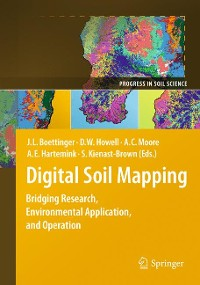 Cover Digital Soil Mapping