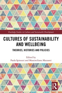 Cover Cultures of Sustainability and Wellbeing