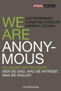 Cover We are Anonymous