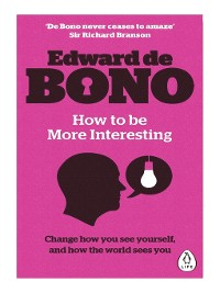 Cover How to be More Interesting