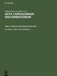 Cover Collectio Veronensis