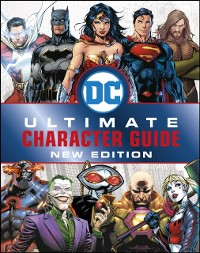 Cover DC Comics Ultimate Character Guide New Edition