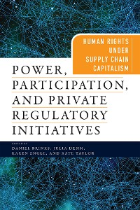 Cover Power, Participation, and Private Regulatory Initiatives