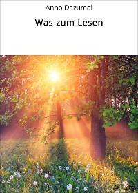 Cover Was zum Lesen
