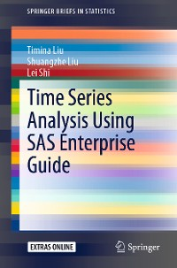 Cover Time Series Analysis Using SAS Enterprise Guide
