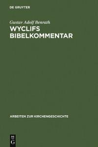 Cover Wyclifs Bibelkommentar