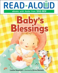 Cover Baby's Blessings