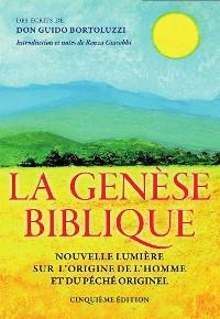 Cover La Genèse Biblique - Nouvelle lumière sur l'origine de l'homme et du péché originel