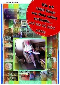 Cover Wie ich 1000 Dinge von Oma online verkaufte und was ich dabei erlebte