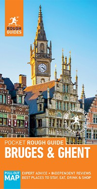 Cover Pocket Rough Guide Bruges and Ghent