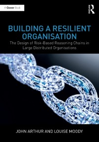 Cover Building a Resilient Organisation