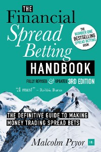 Cover The Financial Spread Betting Handbook, 3rd edition