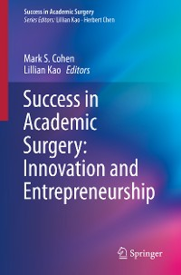 Cover Success in Academic Surgery: Innovation and Entrepreneurship