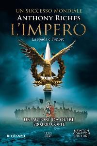 Cover L'impero. La spada e l'onore
