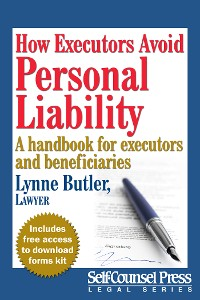 Cover How Executors Avoid Personal Liability