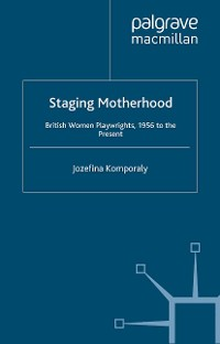Cover Staging Motherhood