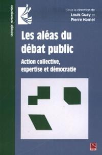 Cover Les aleas du debat public