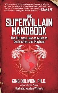 Cover Supervillain Handbook