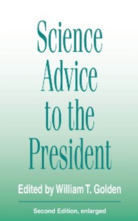 Cover Science Advice to the President
