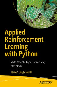 Cover Applied Reinforcement Learning with Python