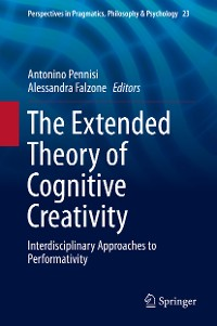 Cover The Extended Theory of Cognitive Creativity