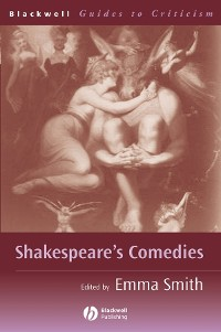 Cover Shakespeare's Comedies